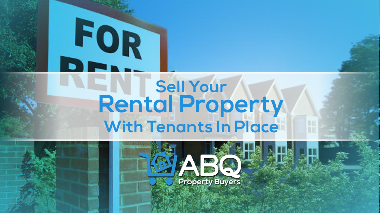 sell it with tenants